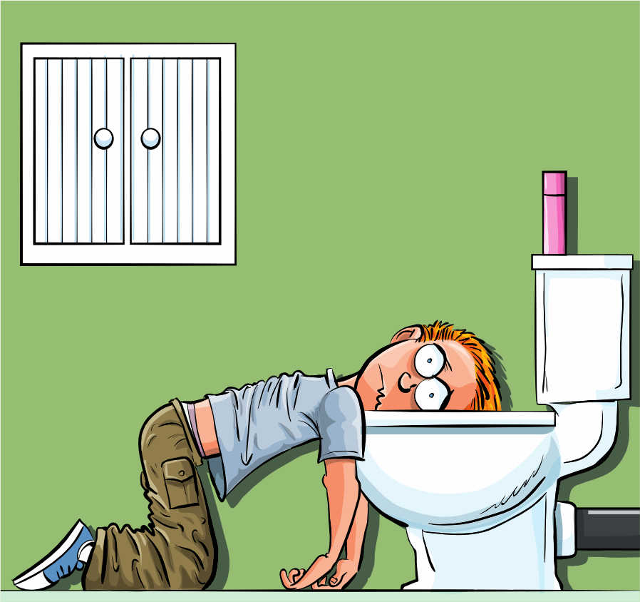 Cartoon_teen_boy_sick_in_the_toilet